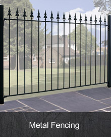 Metal Fencing Category