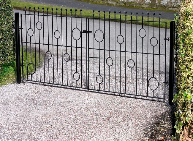 picasso double metal drive gates